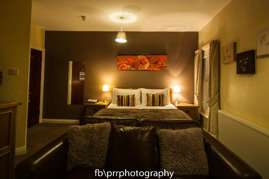 The Bluebell Guest House : Our room