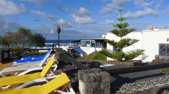 Hotelito del Golfo : Der Hotelpool