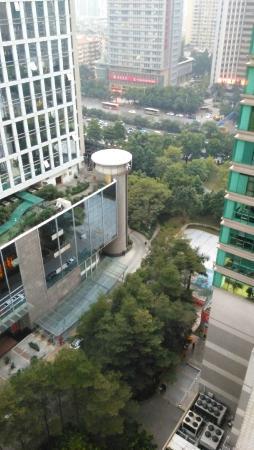 Xinghui International Hotel: Room view