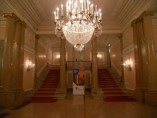 Opera House Foyer : La fenice opera house the foyer picture of teatro