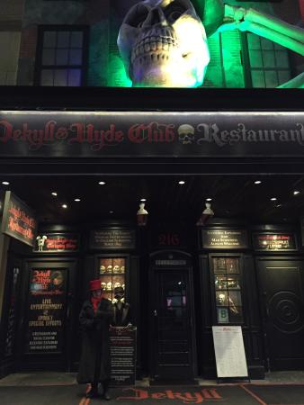 Jekyll & Hyde Club : Welcome!