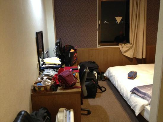 Kansai Airport Spa Hotel Garden Palace: Room