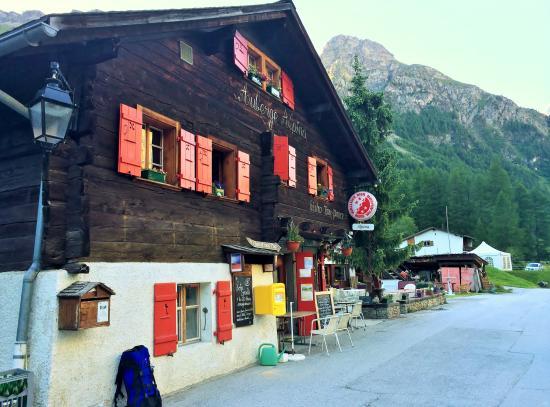 Auberge Alpina
