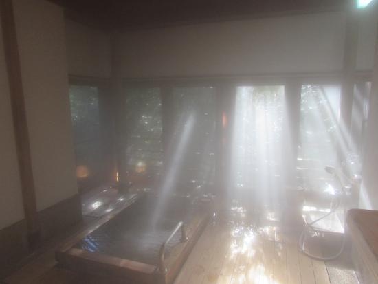 Sanpeiso: 内風呂
