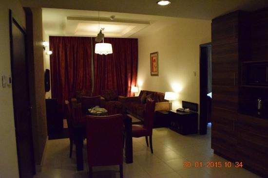 Dunes Hotel Apartments Oud Metha: room 1