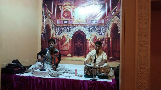 AWADH PURI: Entertainment in the evening
