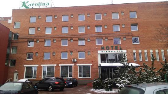 Karolina Hotel & Conference Centre: Вот так выглядит это чудо отель!