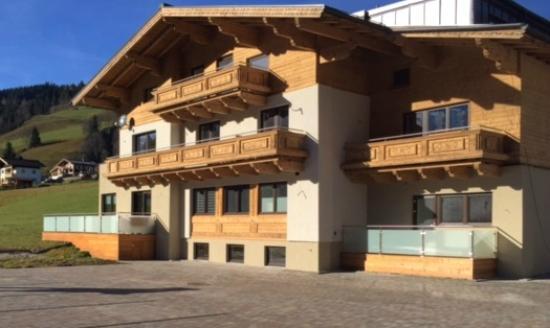 Hotel Chalet Stoefelknoeg Saalbach Hinterglemm Oostenrijk
