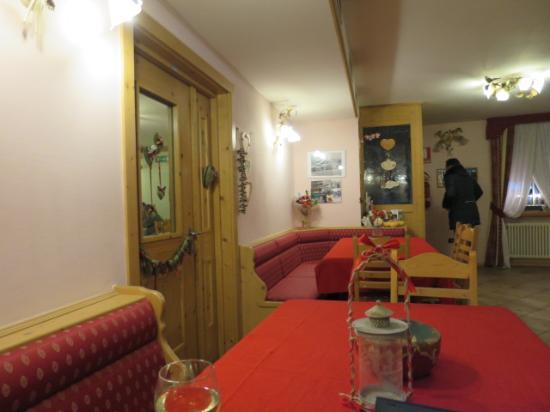 Hotel Dolomiti: 共用エリア
