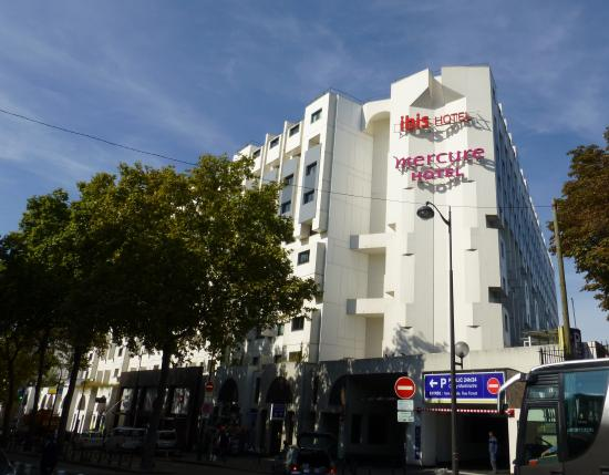 Mercure Hotel Paris Reviews
