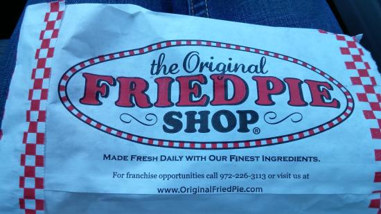 ‪Original Fried Pie Shop‬