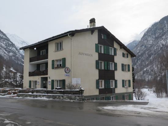 Hotel - Restaurant Alpenblick: Hotel Restaurant Alpenblick