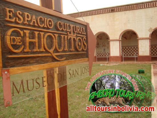 Patio of san jose de chiquiots picture of jesuit for Patios chiquitos