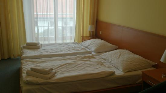Hotel Meritum: Wnętrze pokoju