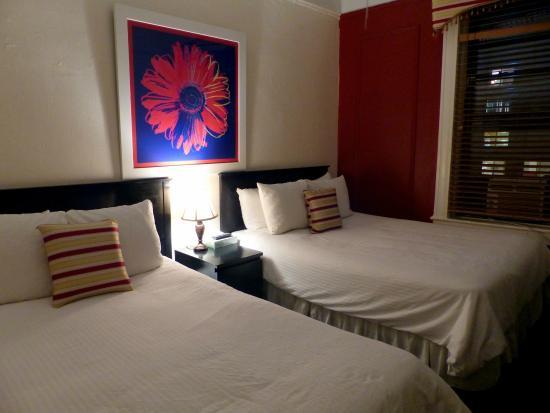 Royal Park Hotel: Chambre au 7ème étage