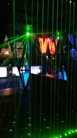 Route66 Club: Amazing beams of lights