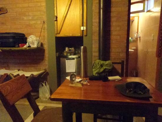 Cerro Del Valle Hotel Rustico: Algo de la habitación