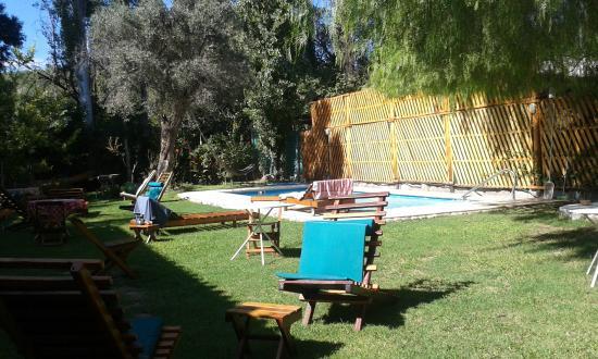 Cerro Del Valle Hotel Rustico: Jardín