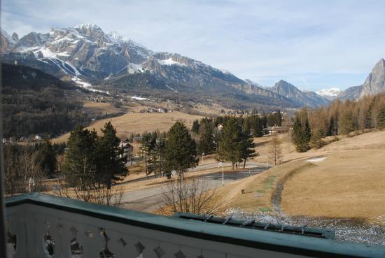 Miramonti Majestic Grand Hotel: Una fiaba con vista a 360°!