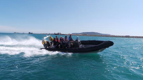 Speedbådsrundture
