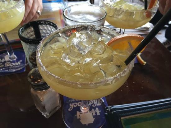 The Dock at Crayton Cove : Nice drinks