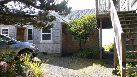 Wayside Lodge: Außenansicht von cottage 1