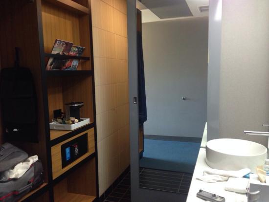 Aloft San Jose Hotel : Baño habitacion