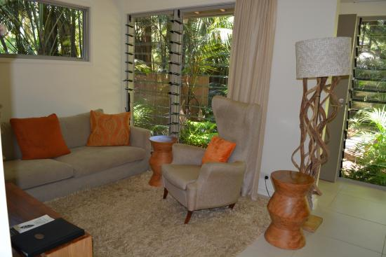 Arajilla Retreat - Lord Howe Island : Living room