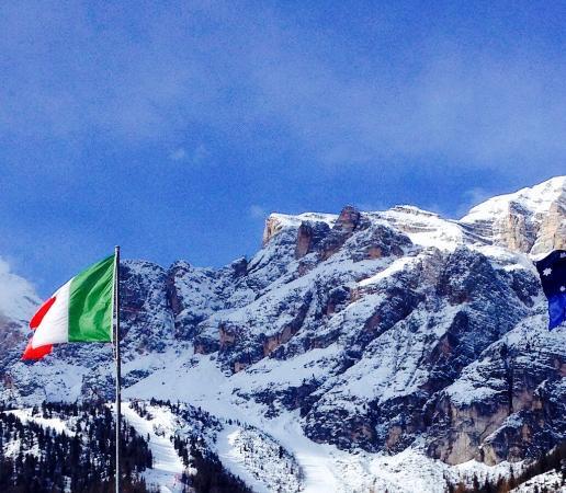 Hotel Bellevue Suites & SPA: Cortina e' sempre Cortina