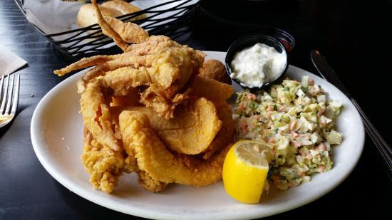 Restaurant des Familles: Luncheon Seafood Platter