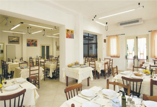 Hotel Verbena : Sala interna