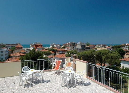 Hotel Verbena : Terrazza panoramica