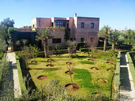 Dar NanKa: maison d'hôtes et jardin