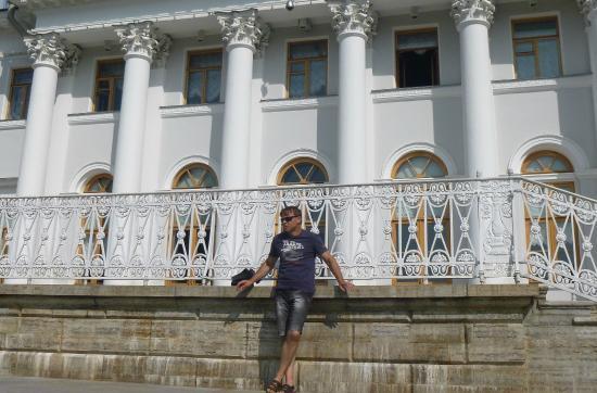 Елагин остров: Елагин Дворец