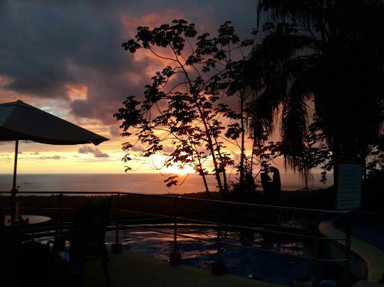 Vista Ballena Hotel: Me gusto mucho el lugar