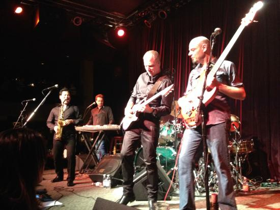 Dimitriou's Jazz Alley : Rippingtons at Jazz Alley