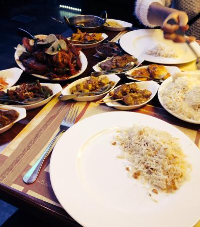 Taste of indian and indonesian food picture of - Video kamasutra cuisine ...