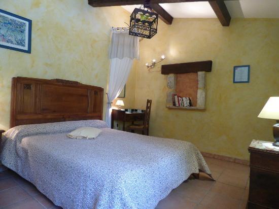Gite Du Val Des Nymphes: chambres 3 épis Naïade