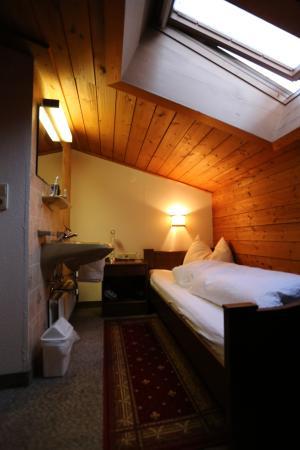 Hotel Pension Siegelerhof: Одноместный номер