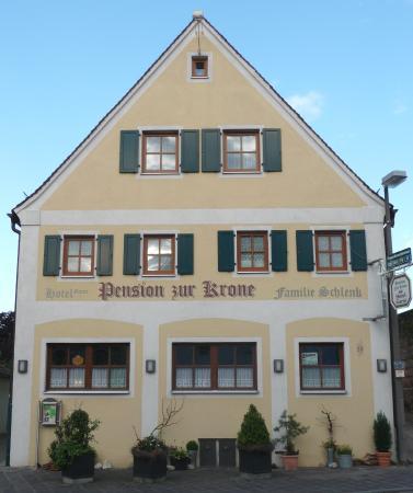 Hotel Garni Pension Zur Krone