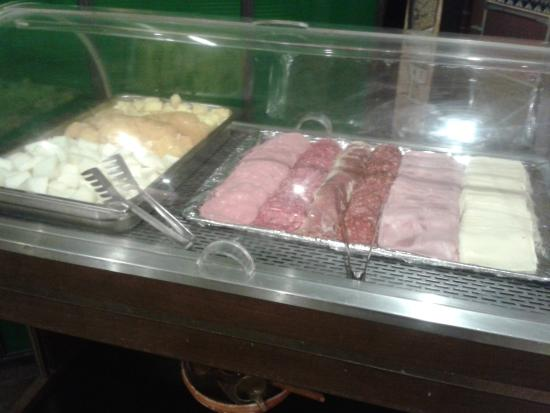 Hotel Florida: desayuno buffet
