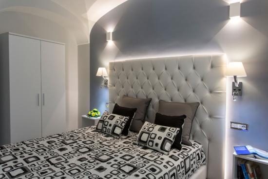soggiorno con angolo cottura diamante - foto di apartments amalfi ... - Design Soggiorno Angolo Cottura