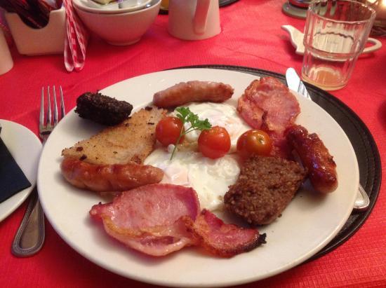 Creedon's Bed & Breakfast: colazione irlandese