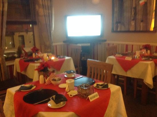 Creedon's Bed & Breakfast: la sala colazioni