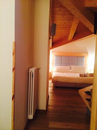 Hotel Chalet del Brenta: Junior suite