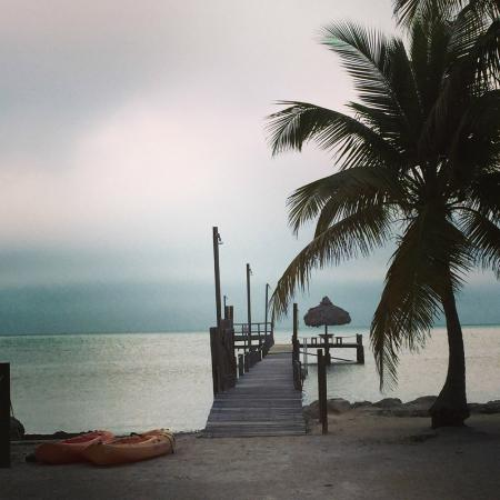 Seashell Beach Resort : Evening View
