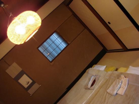 Inn Kawashima: vista do quarto