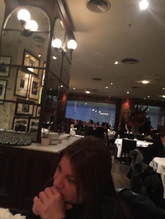 Gina Restaurant: Vasat Ama ünlü İtalyan