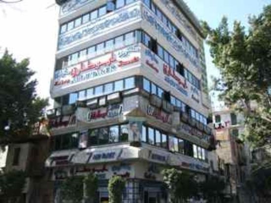 Koshary Abou Tarek: コシャリビル