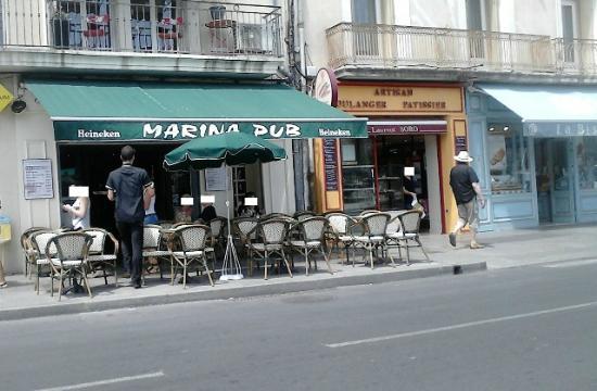 Marina Pub